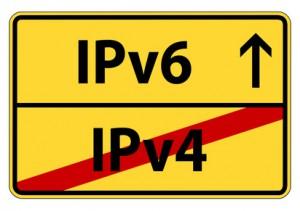 Umstellung IPv4 auf IPv6