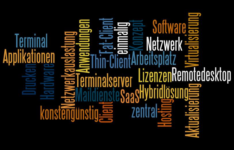 Thin-Client und Terminalserver