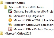 Office 2010 Picture Manager