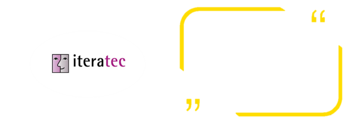 Referenz iteratec GmbH
